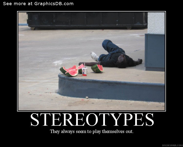 stereotypes