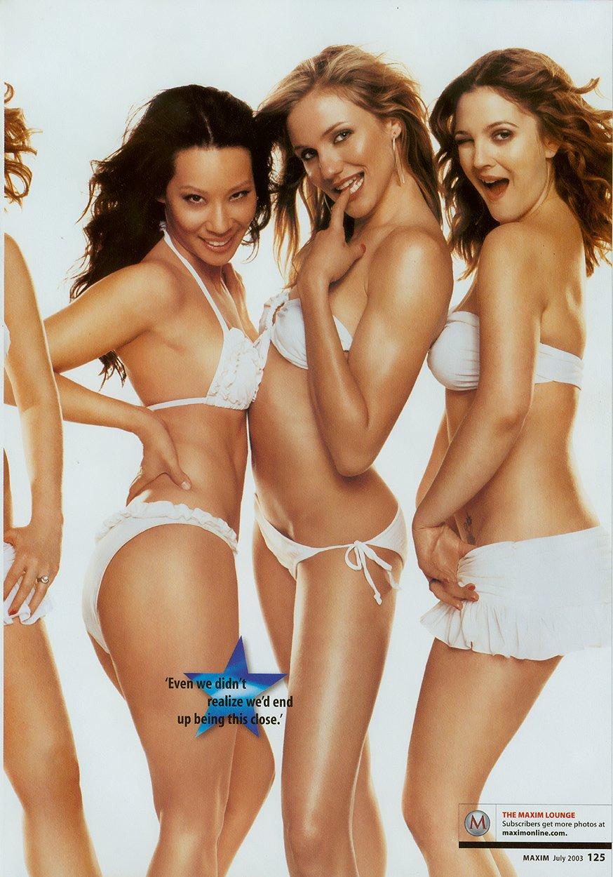 facebook charlies angels in bikinis 9570 pictures Happy Birthday Art Happy Birthday Art