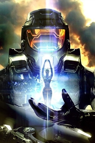facebook halo cortana iphone wallpaper pictures halo