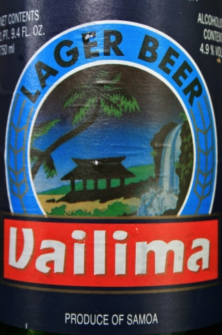 Samoan Beer Cellphone Wallpaper
