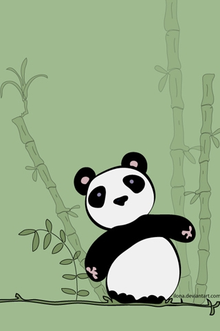 facebook simple panda cellphone wallpaper pictures simple