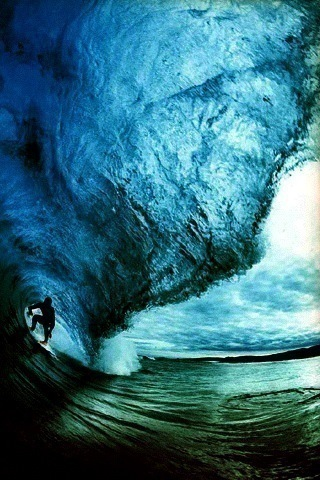 Facebook Big Wave Surfing Iphone Wallpaper Pictures Big