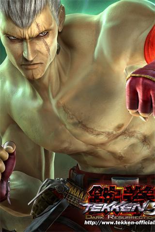 Facebook Tekken 5 Bryan Fury Iphone Wallpaper Pictures