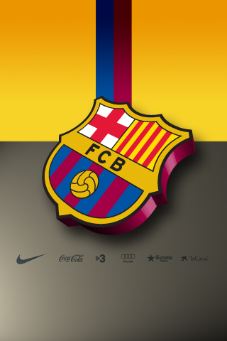 Home / Wallpapers iPhone / Soccer Teams / FC Barcelona