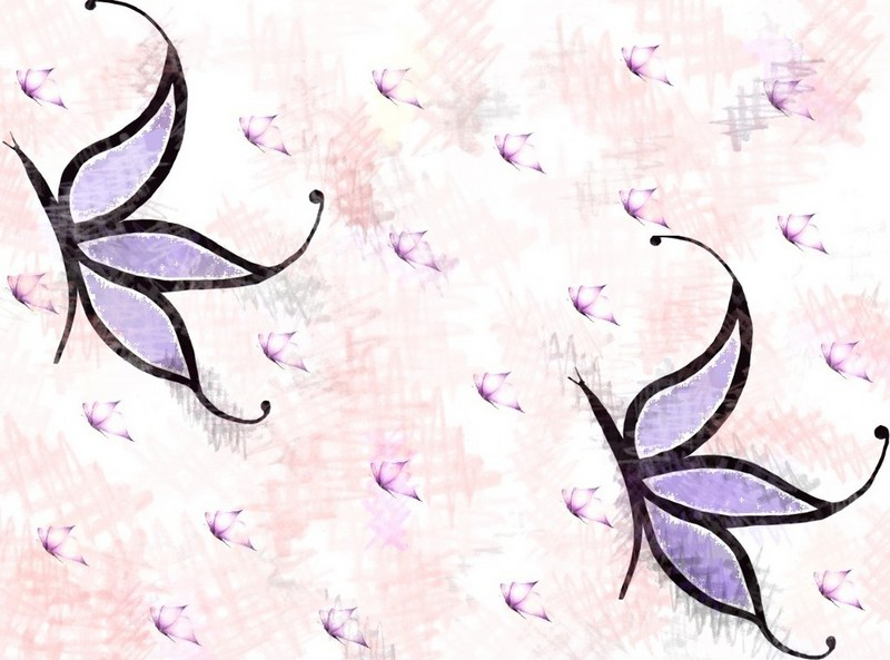 Backgrounds Butterfly