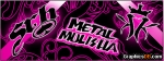SRH METAL MULISHA KMK