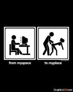 myspace to myplace