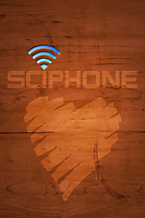 Love Sciphone iPhone Wallpaper